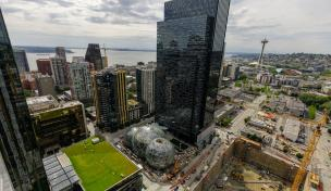 Amazon Campus in Seattle