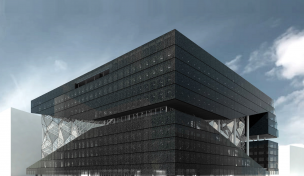Axel Springer-Neubau in Berlin