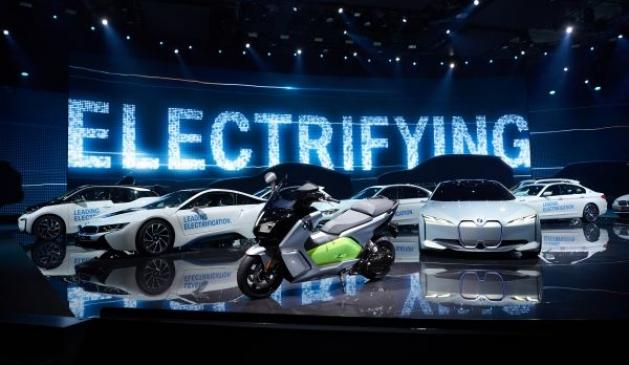 BMW Group; IAA 2017