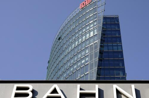 Bahn-Tower in Berlin