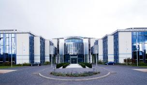 Fresenius-Zentrale in Bad Homburg