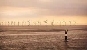 Offshore-Windparkt